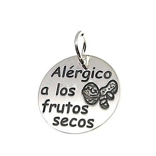 Disco Alérgico a los frutos secos
